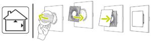 Aldes-ColorLINE-Installation