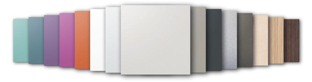 Aldes-ColorLine-15-coloris- grille ventilation autoréglable